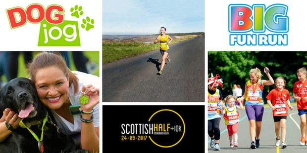 Get Active! Running Events from our partners at Kilomathon