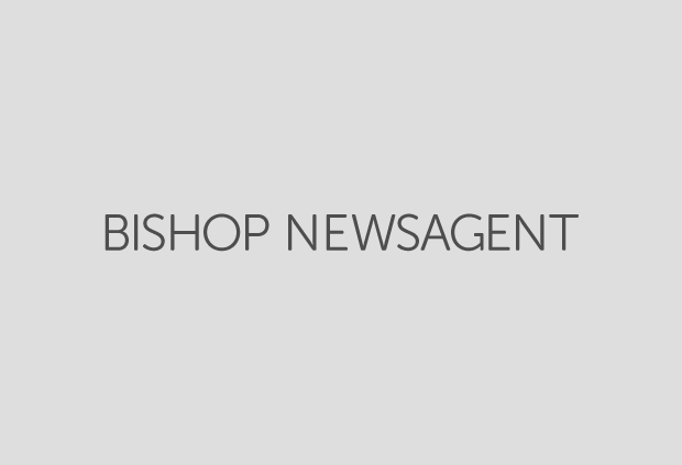 Bishop Newsagents logo