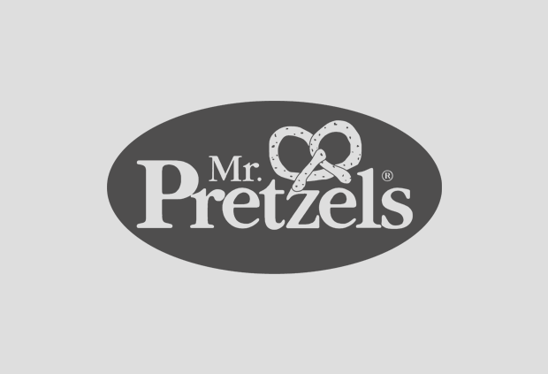 Mr Pretzels logo