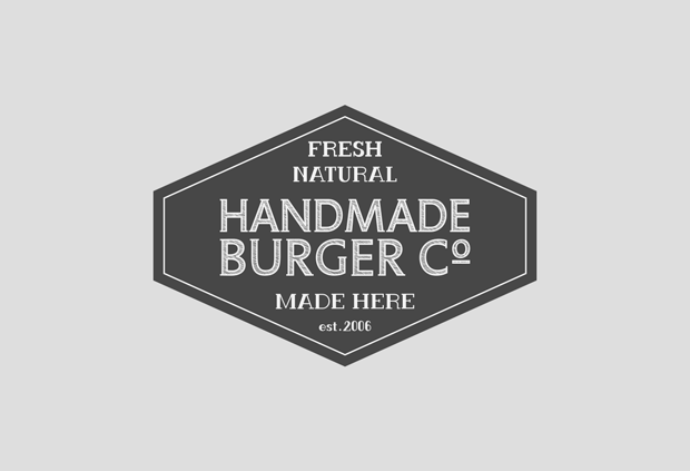 handmade burger Co. logo