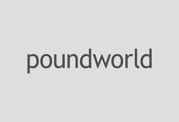 Poundworld logo