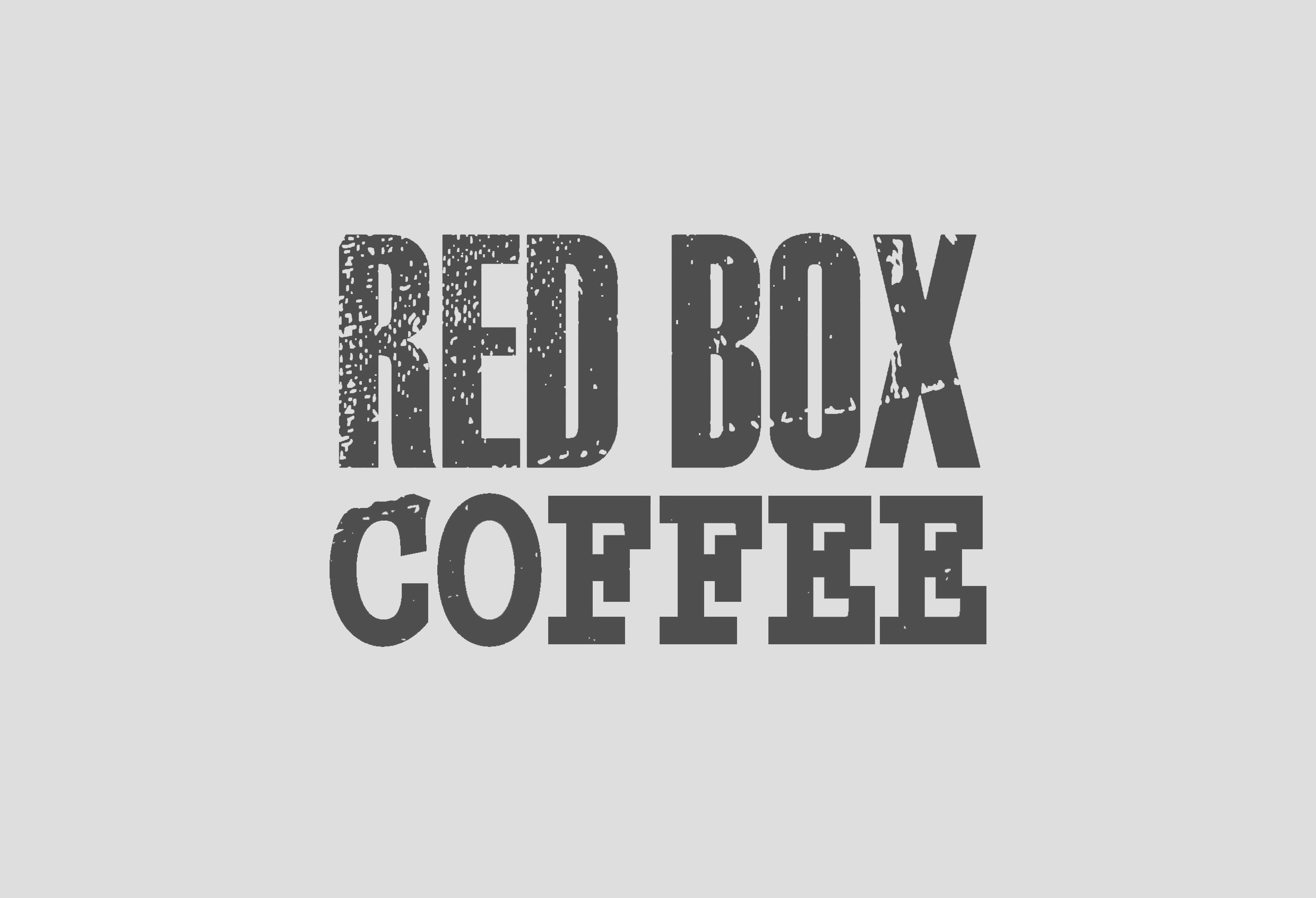 Red Box Coffee logo
